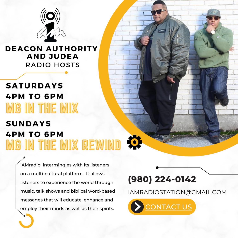 Deacon Authority & Judea