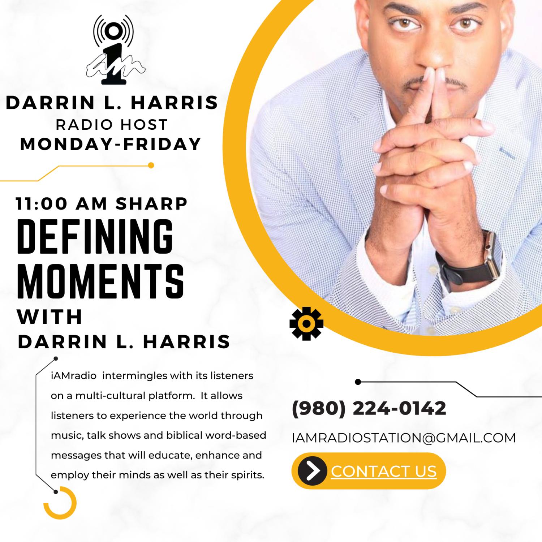 Darrin L. Harris